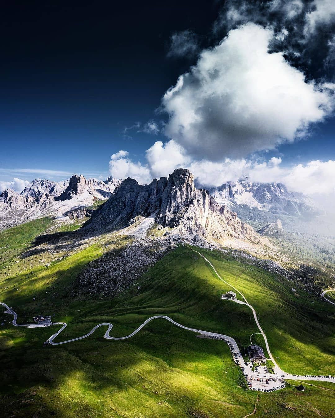 "Planet Earth 🌎 on Instagram: ""Photo by @richardeigenheer_photo The italian dolomites. #Italy #Travel #Nature #Place #Planet #TLpicks #Worldshotz #Superhubs #Dolomites…"""