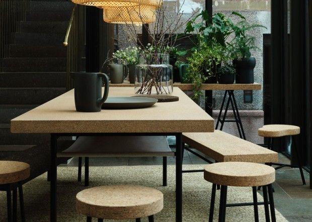 SINNERLIG Esstisch von IKEA ansehen!