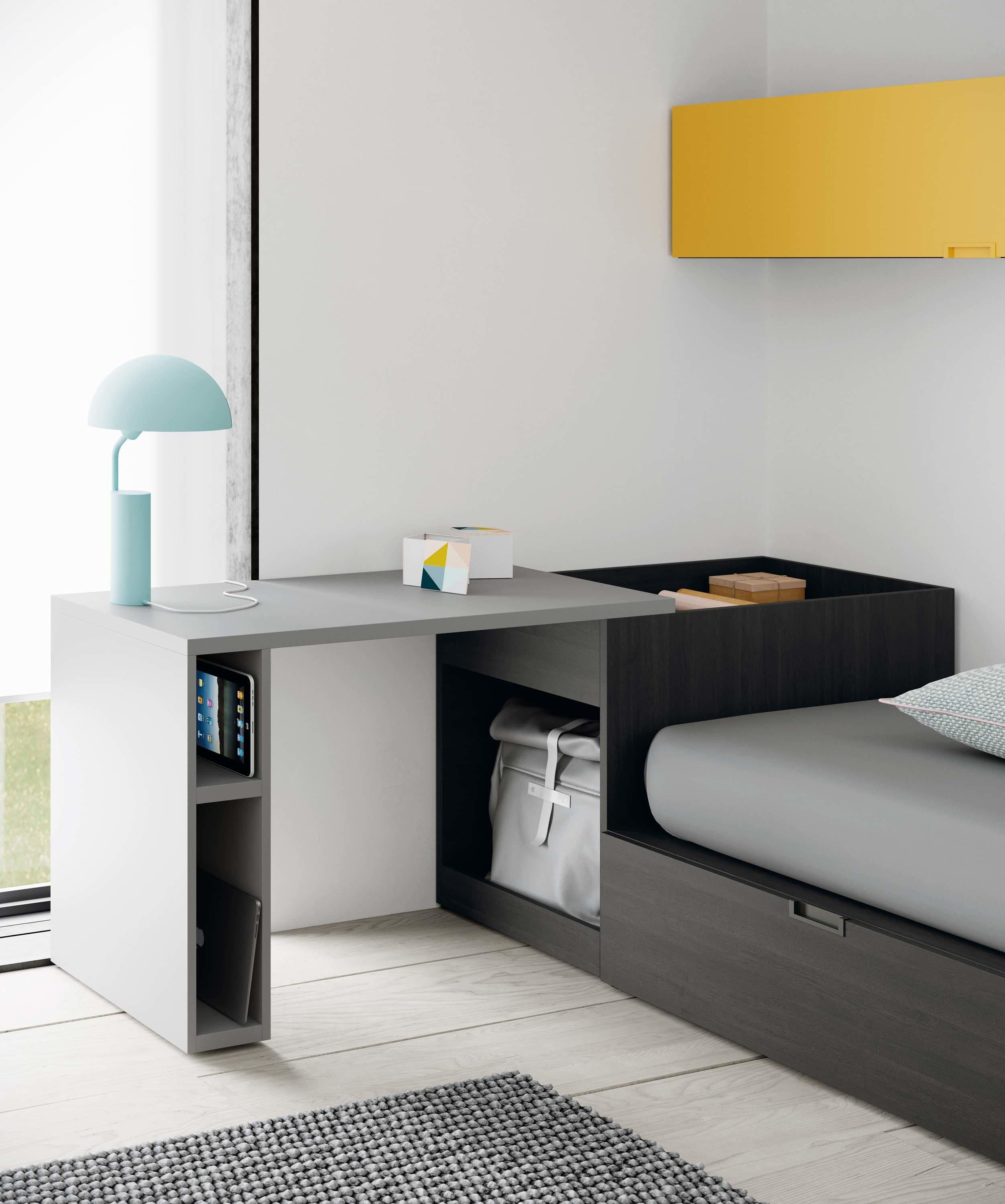 YOUTH BEDROOMS 12 - Kids beds from JJP Muebles  Architonic