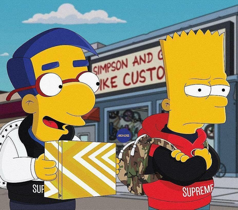 Accurate Simpsons Bart Simpson Art Simpsons Art The Simpsons