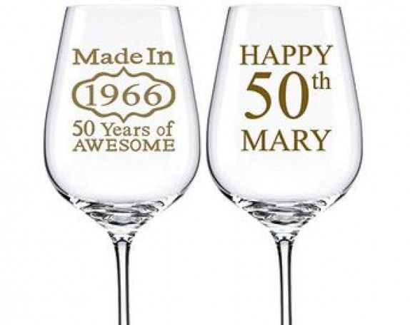 50th Birthday Men Birthday Gifts Women 50th by PersonalizedGiftsUS #40thbirthday #40th #birthday #wine #glasses #moms50thbirthday