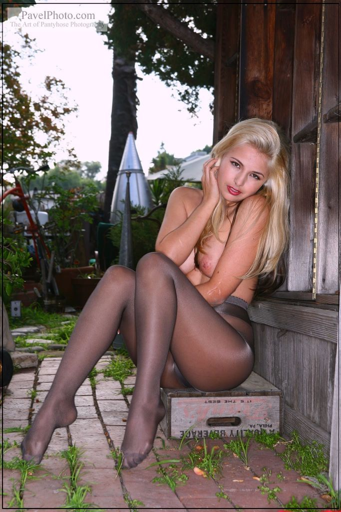 Sandy summers pantyhose