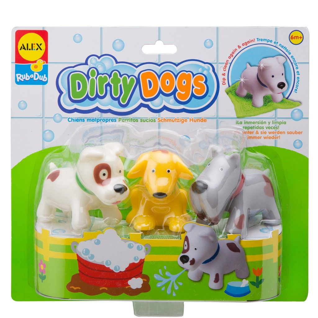 1 year baby toys images  Rub a dub dub have sheull have fun in the tub with this Dirty Dogs