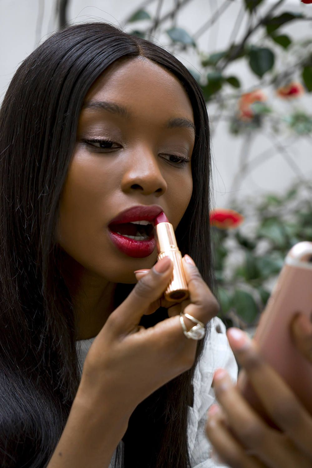 Pin By Liv Lee On Latesthair In 2018 Pinterest Charlotte Tilbury Aura Beauty Lipmatte Viola Best Seller Lipstick Matte Lipstik A Couple Of Weeks Ago I Shot With For Their New Colours Coming Out July