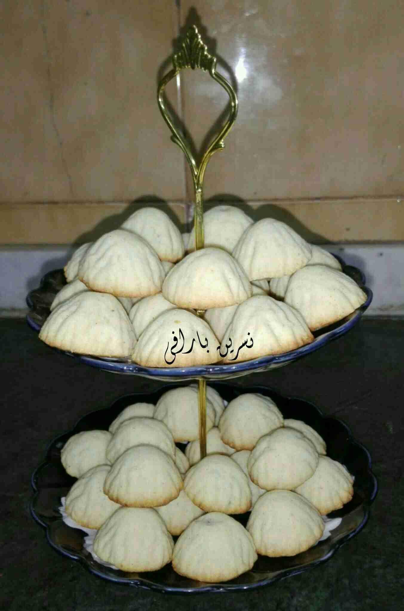 معمول الكيري بمكونات بسيطة وسهلة شهي ولذيذ ملكة عيد الاضحى 4 زاكي Recipe Food Vegetables Garlic
