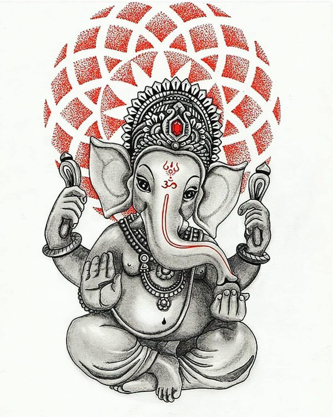 mumbai_ganesha Om Gan Ganpatay Namah 🙏...... . Mumbai