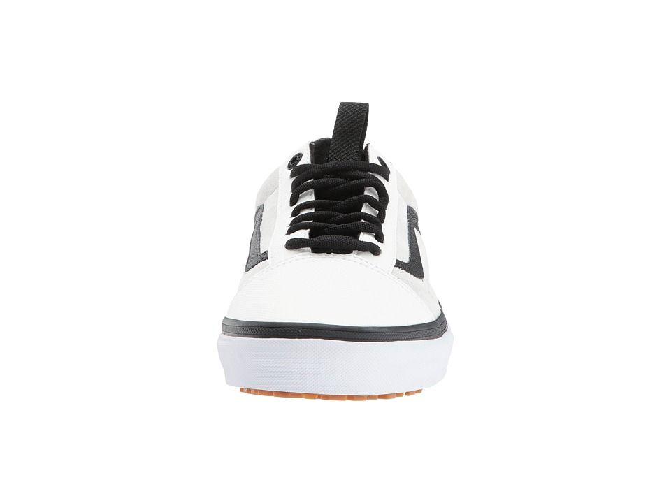 62d158d0645832 Vans Old Skool MTE DX X The North Face Collab Skate Shoes (MTE) TNF True  White Black