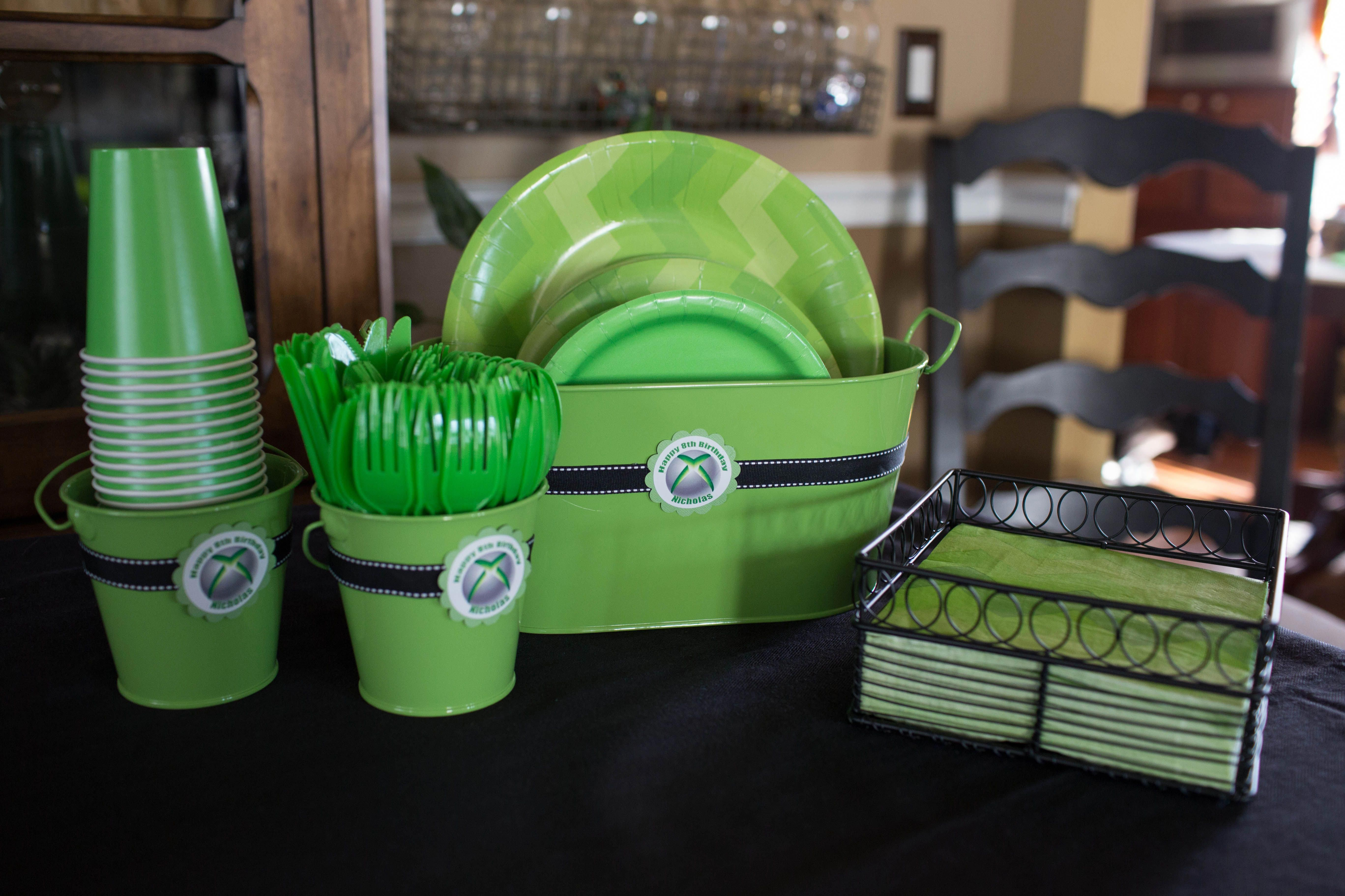 xbox Party ideas created by mom Book