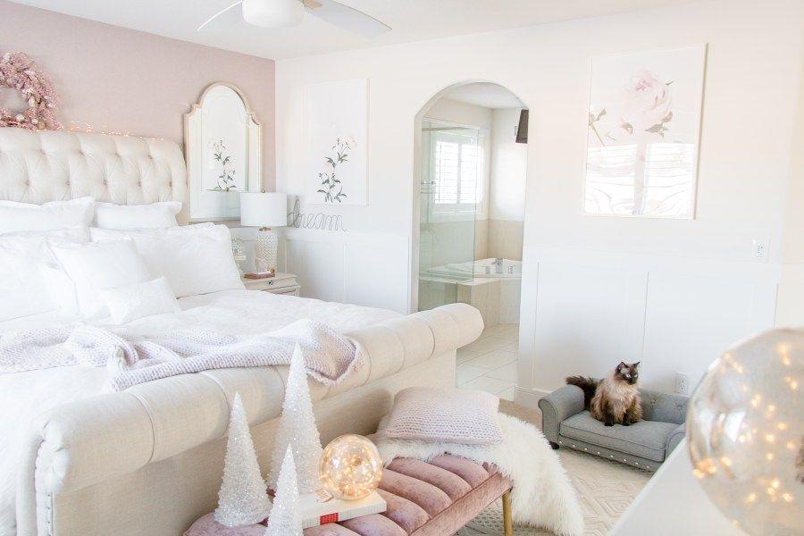 14++ Master bedroom ideas pink formasi cpns