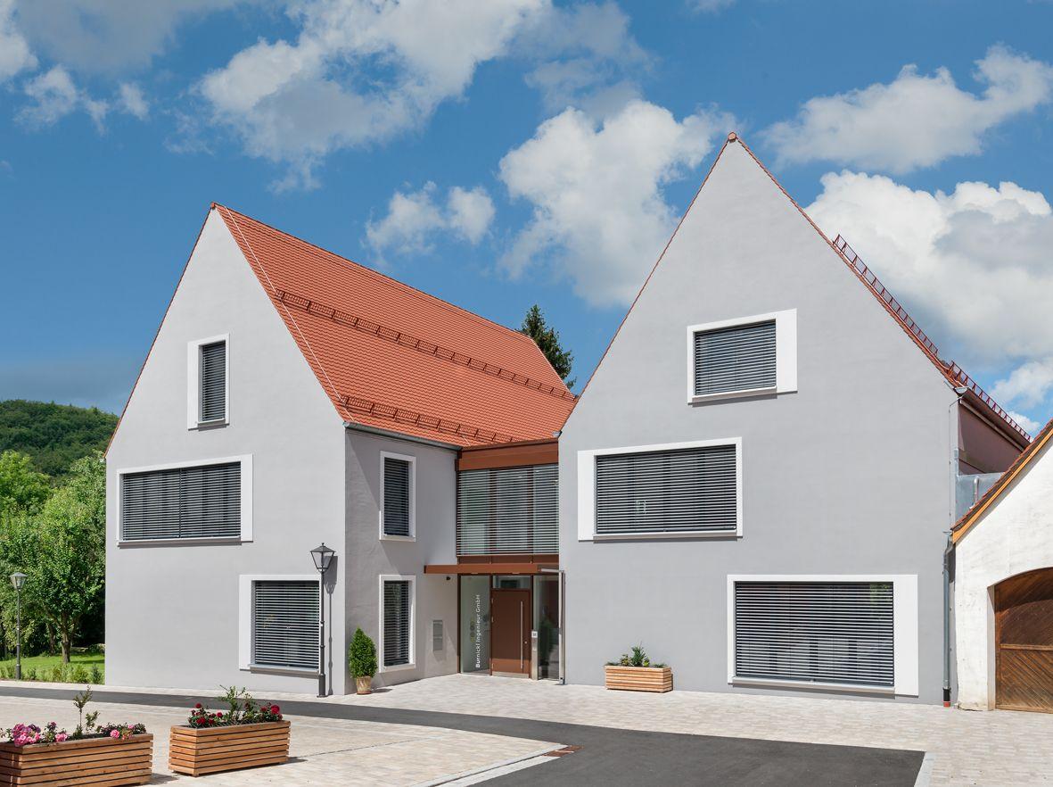 Außenfassade, Fenster, Eingangsbereich, Außengestaltung ...