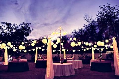 images about overhead wedding lighting on pinterest dance receptions and pink duvet covers outdoor reception ideas s