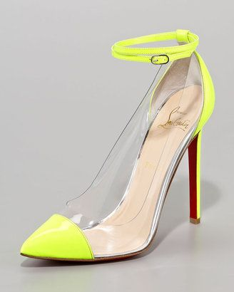 9bef90e507f9 ShopStyle: Christian Louboutin Unbout Illusion Pump | I Love Shoes ...