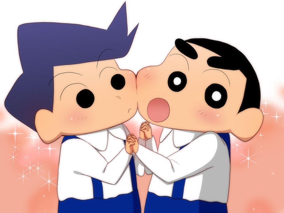 Crayon shinchan zerochan anime image board with images