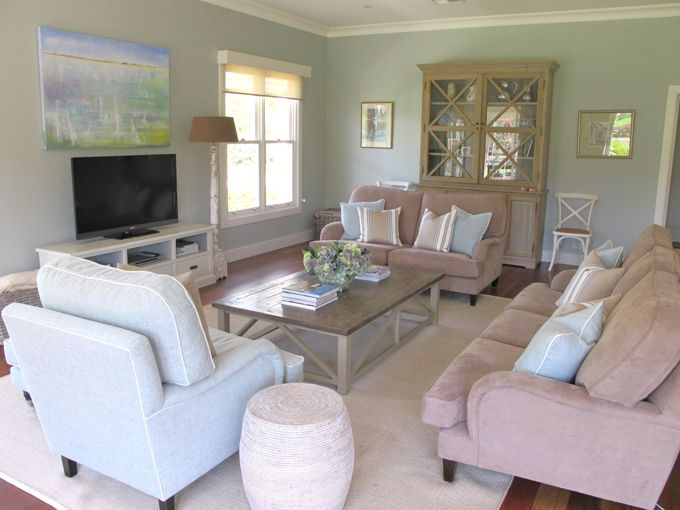 House of Turquoise Southern Highlands Reader\u0027s Home Living Room