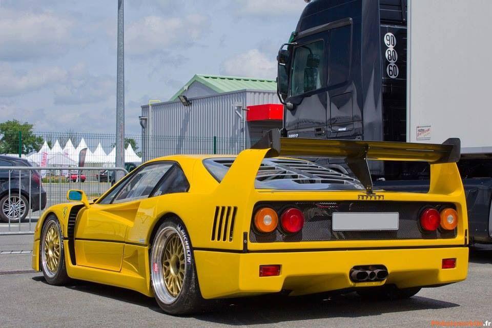 Ferrari F40 Lm With Images Ferrari F40 Ferrari Car Ferrari