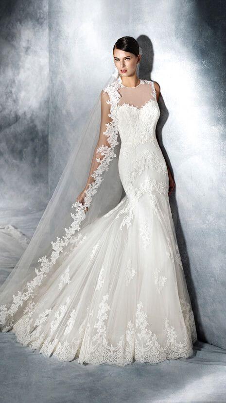 Pronovias Daimi, $699 Size: 18 | New (Un-Altered) Wedding Dresses ...