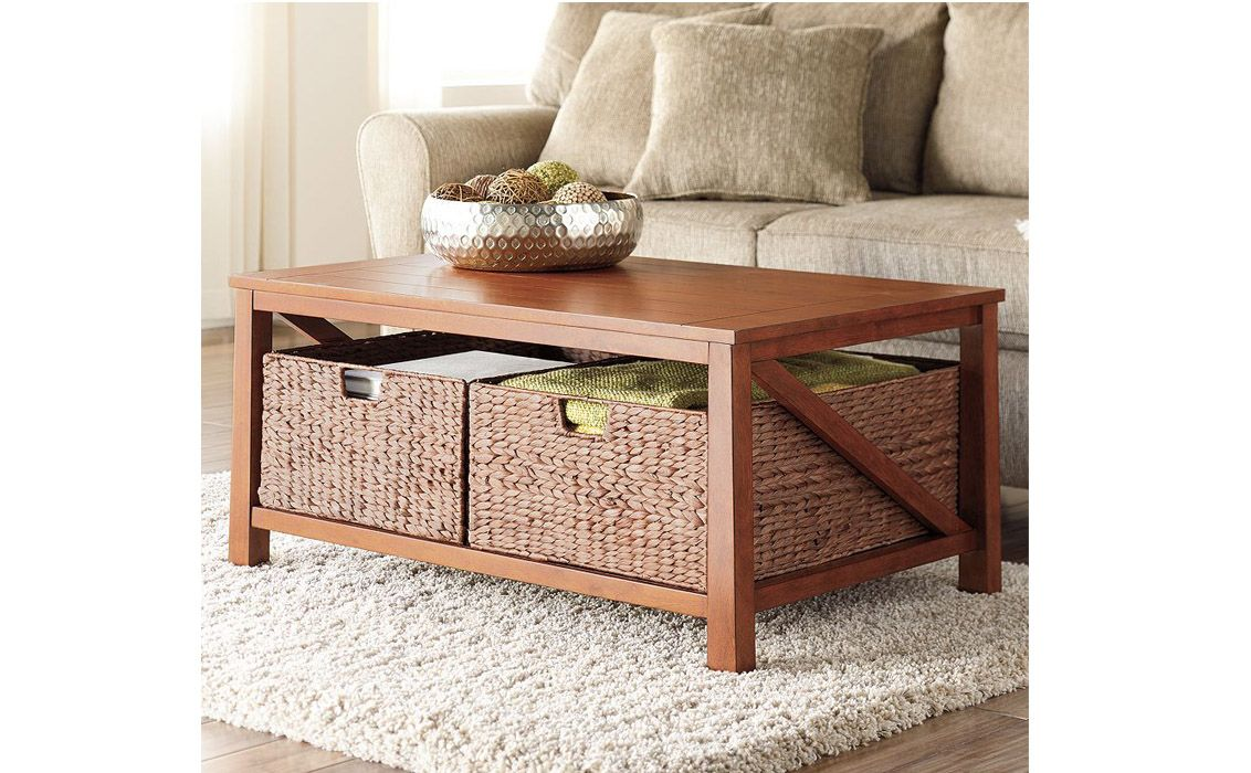 Sonoma Coffee Table Baskets Only 134 30 At Kohl S Coffee Table Living Room Design Decor Furniture [ 700 x 1132 Pixel ]