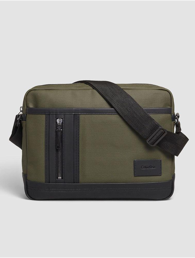 Calvin Klein White Label Men s Jeans Ethan Travel Messenger Bag  CalvinKlein   MessengerShoulderBag 50c2557d507a6