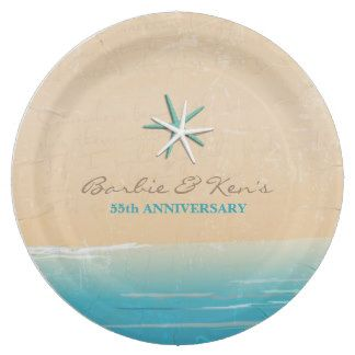 Ocean Party Paper Plate Paper Plates Party Party Plates Ocean