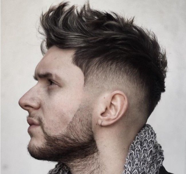Superior La Coiffure Faux Hawk   COUPE DE CHEVEUX HOMME. Haircuts For MenMenu0027s ...