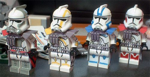 captain rex squad - Google Search | clones | Pinterest | Squad