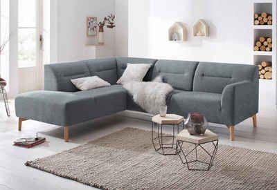 andas ecksofa kiruna sofa couch sofaliebe homeaffaire neckermannde - Sofacouch Mit Schlafcouch
