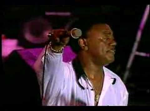 Johnnie Taylor Good Love Live in Dallas