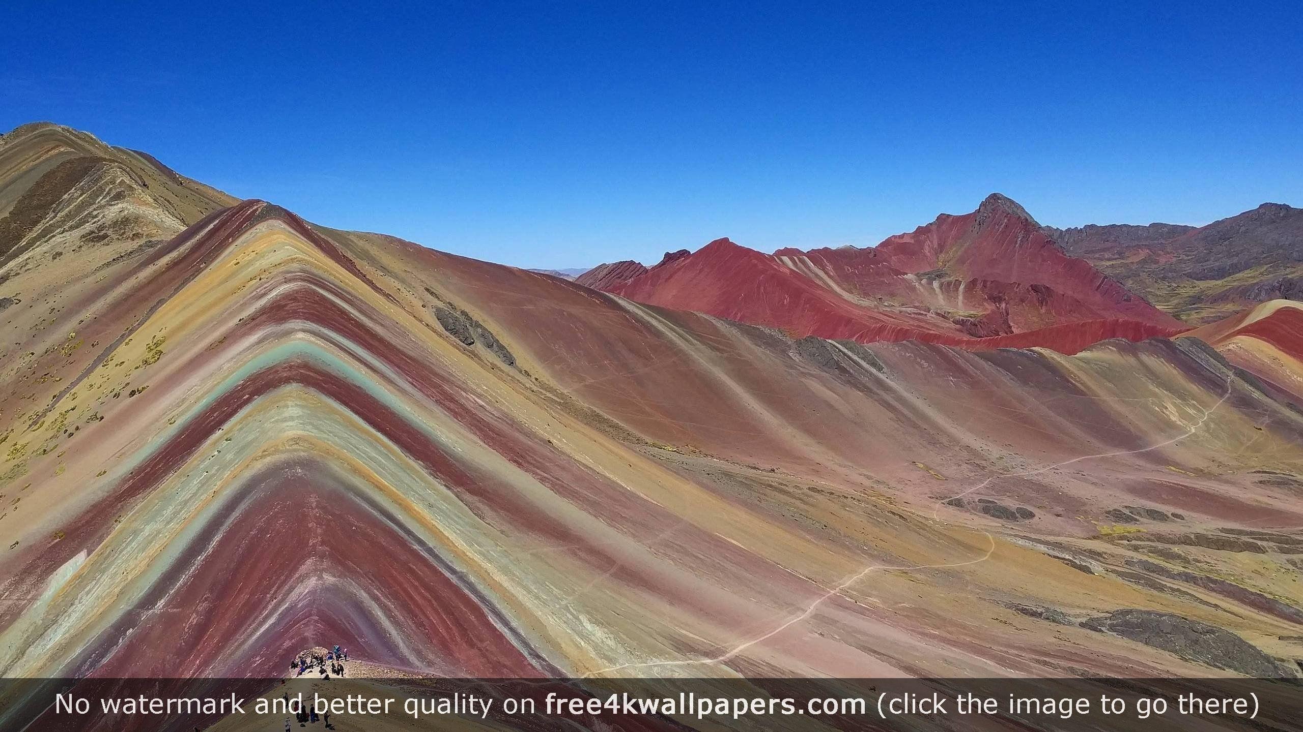 Willkanuta Mountain Range Peru HD wallpaper - Download ...