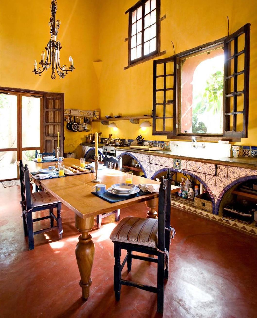 Casas terrenos edici n 47 cocinas mexicanas mexicanos for Decoracion rustica mexicana