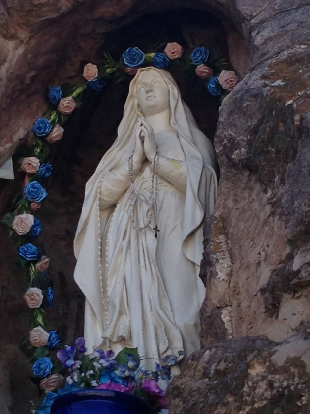 Pin On The Blessed Mother