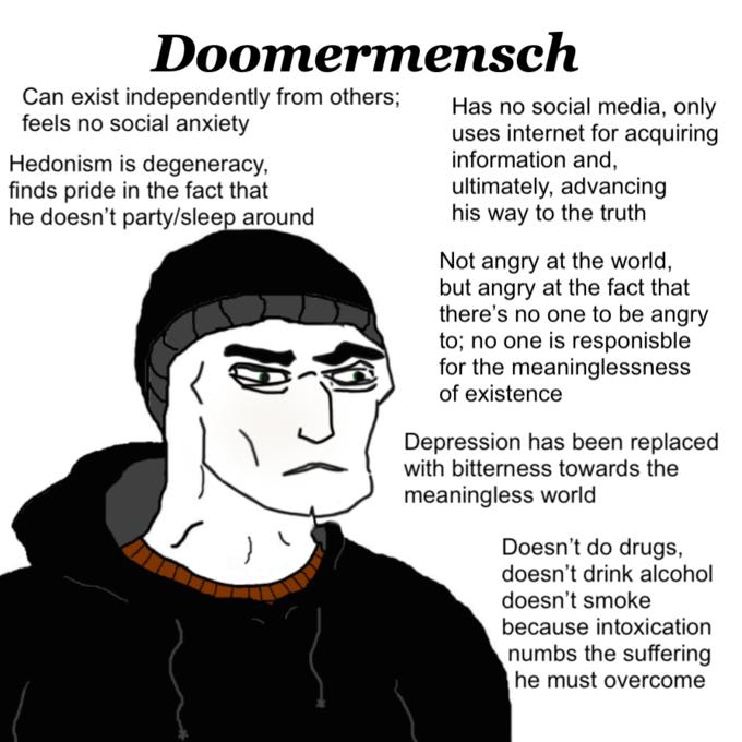 Pin On Doomer Memes