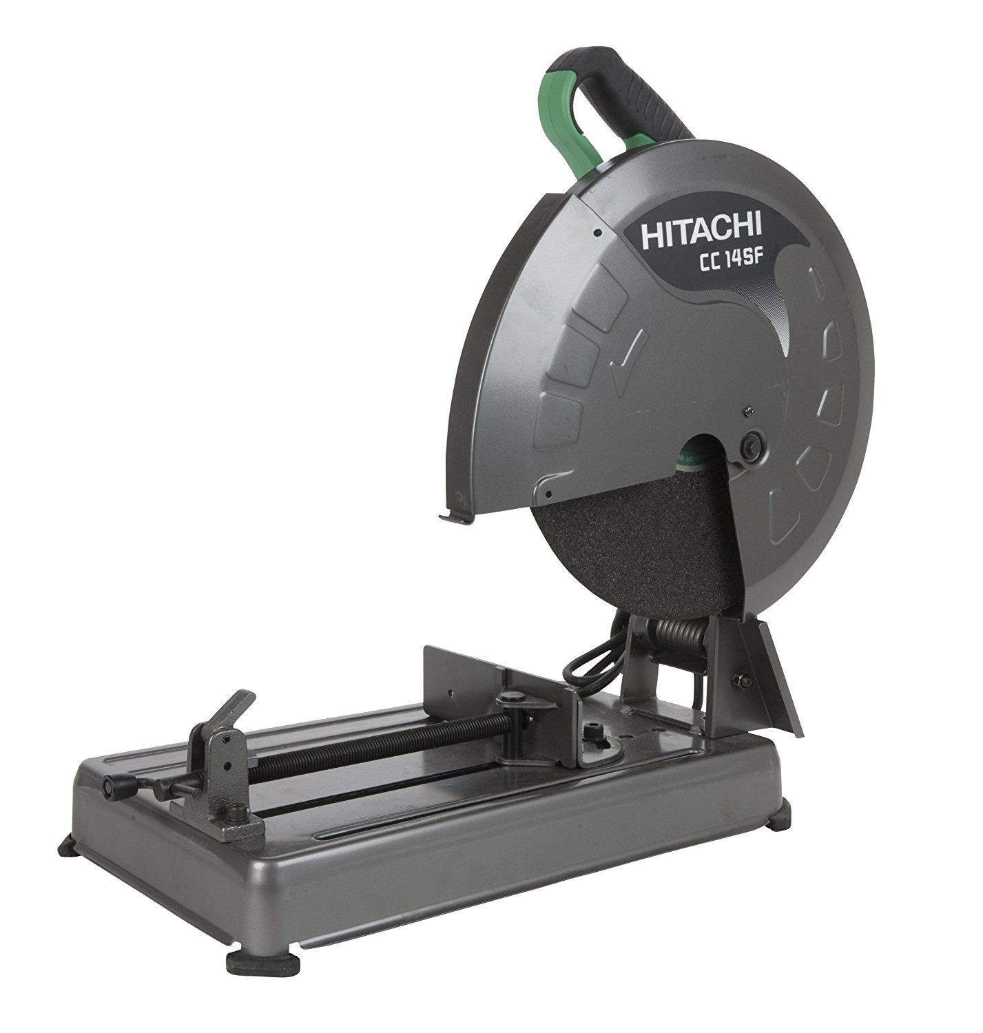 Hitachi Cc14sfs 14 Inch 15 Amp Portable Chop Saw With Trigger Switch 4000 Rpm Check Out This Great Product Chop Saw Metal Chop Saw Angle Grinder Stand