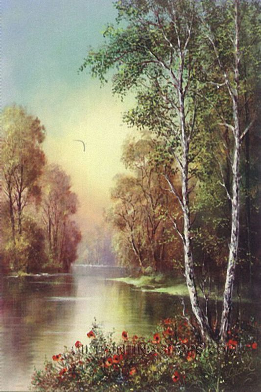 Large Wall Art Decorating Ideas Oil Painting Reproduction ...