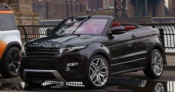 Suv Car Cute Photo Range Rover Evoque Range Rover Evoque Convertible Land Rover