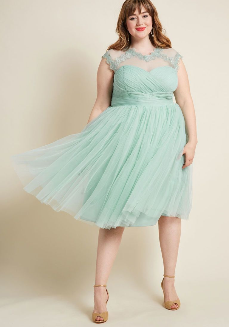 1950s Dresses, 50s Dresses | Bridesmaid dresses plus size ...