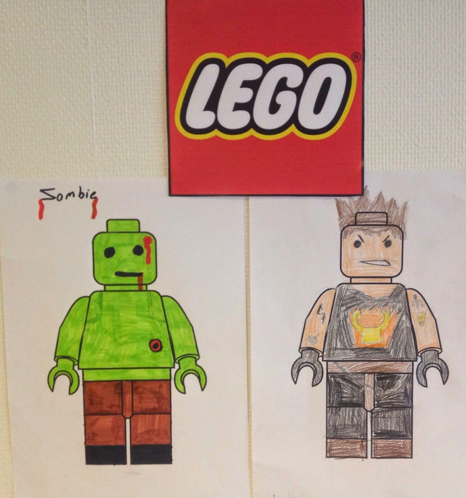 Almost-Art: Skab din egen LEGO-figur