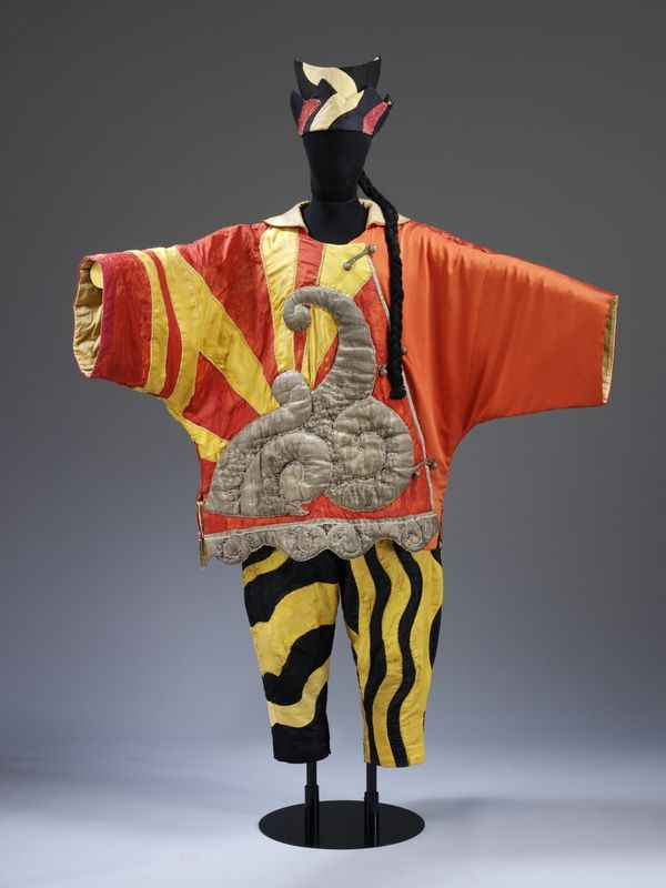 Pablo Picasso (Spanish, 1881–1973), Costume for the Chinese Conjuror from…