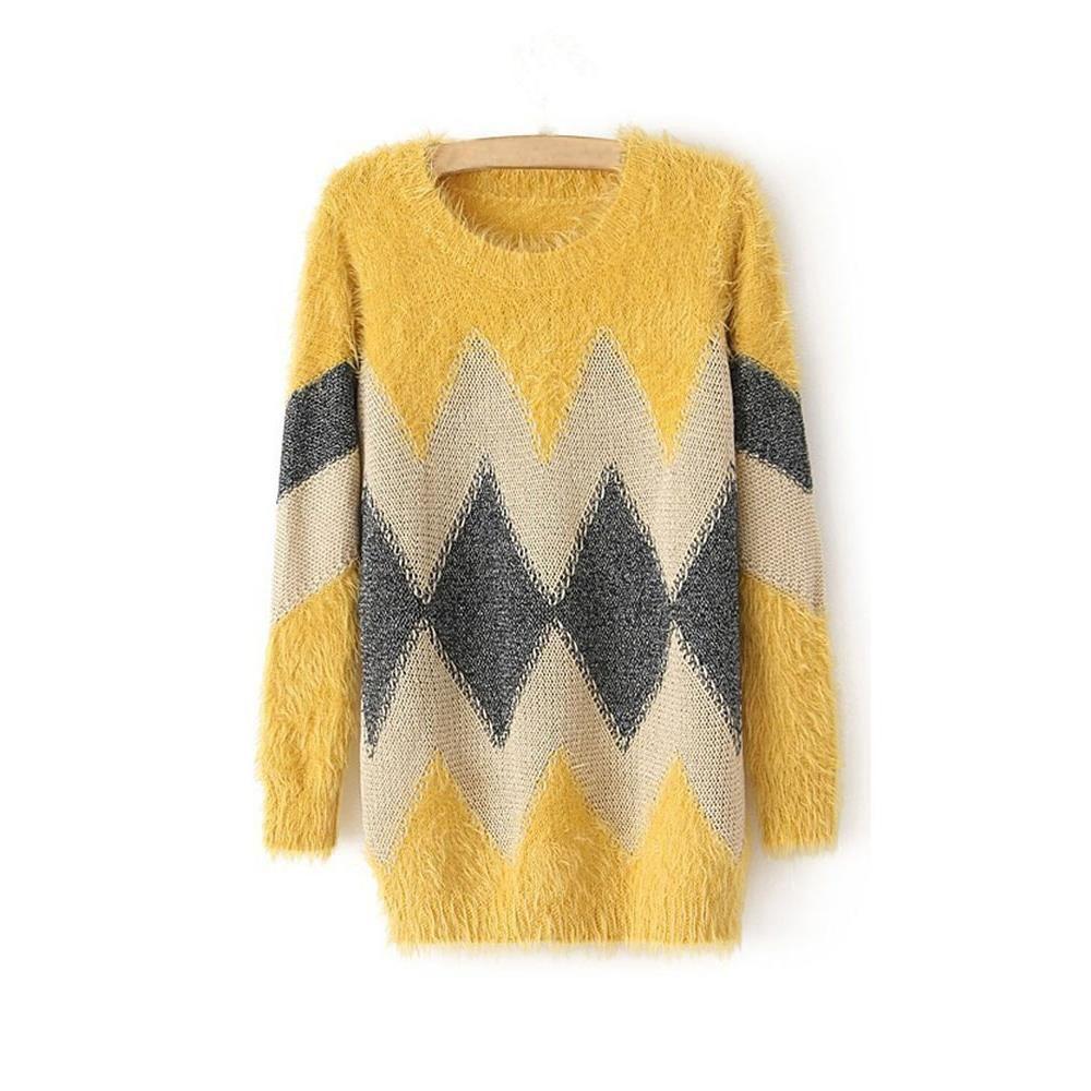 Diamond Pattern Mohair Sweater | Wishlist | Pinterest | Mohair ...