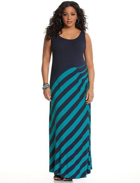 Vestidos de moda en tallas XL | Especial vestidos para mujeres gorditas