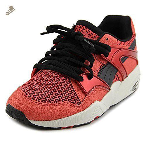 meilleur pas cher fdbda abd26 PUMA Women's Blaze Knit Sneaker, High Risk Red, 7.5 B US ...