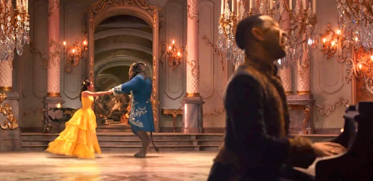 Video Official Beauty And The Beast Music Video Debuts
