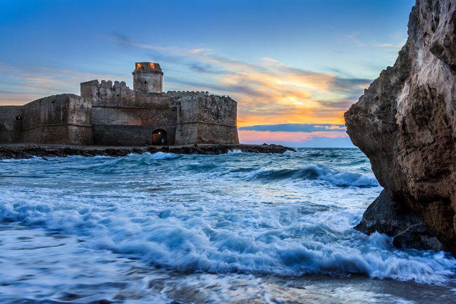 Le Castella Rock by Riccardo Talarico Photo 140542619