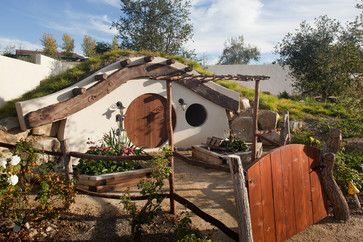 Hobbit Design Ideas, Pictures, Remodel and Decor