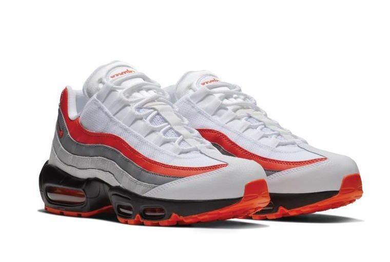 Nike Air Max 95 Essential Bright Crimson 749766 112 Release