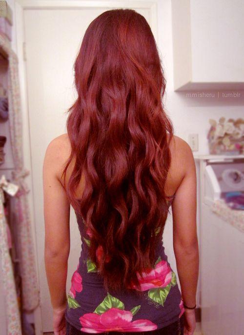 Mmisheru Maroon Hair Maroon Hair Colors Hair Styles