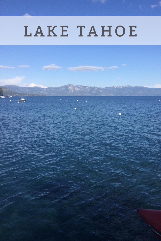 Favorite trips in the US - Lake Tahoe. #laketahoe #UStrips #travelguide