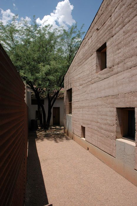 400 Rubio Avenue Convent Avenue Studios Arquitectura Casas En El Desierto Arquitectura Verde