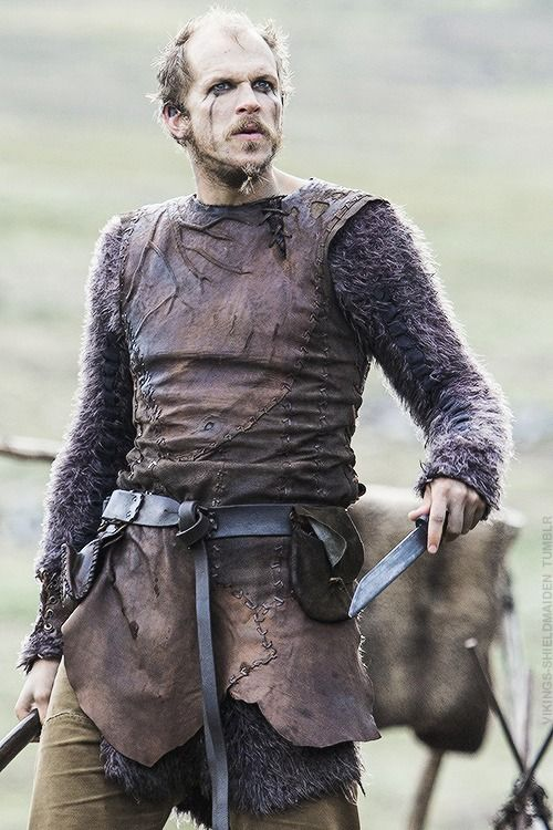 Viking Makeup on Pinte...