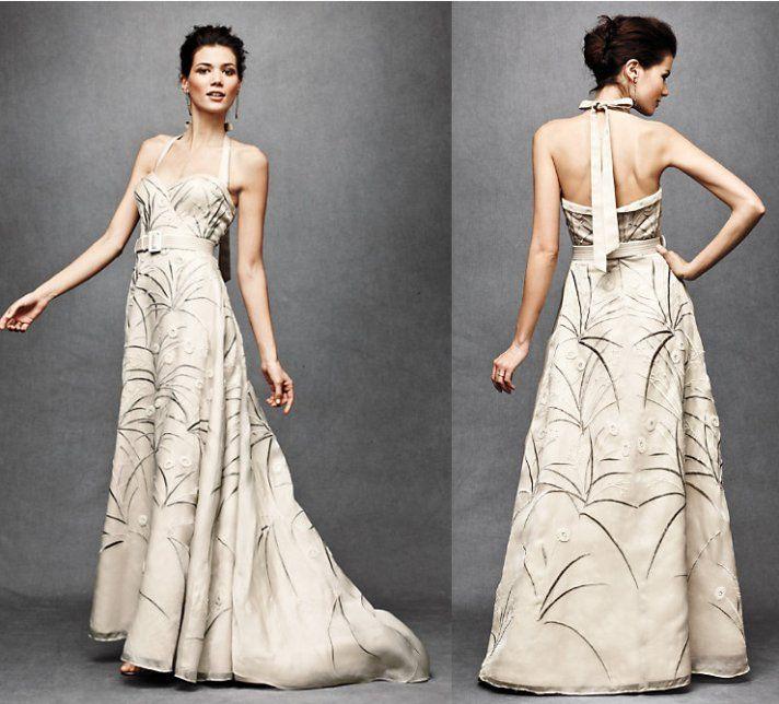 Wedding Dresses Get Printed In 2017