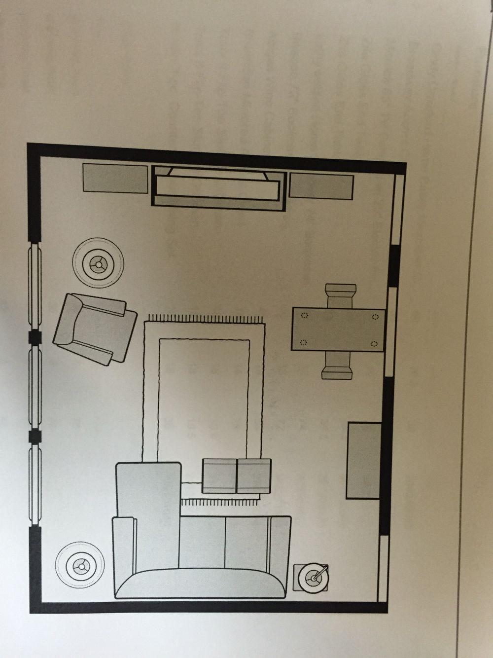 14x18 Living Room Design Living Room Designs Design Room Design